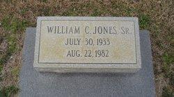 William C. <i>(Buster)</i> Jones