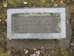 Caroline Emilie <i>Beglinger</i> Ecke
