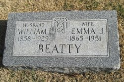 Emma Jane <i>Buxton</i> Beatty