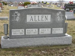 Harvey Roger Allen