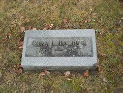 Cora L. <i>Knapp</i> Baldwin