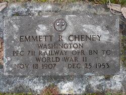 Emmett Robert Cheney