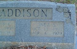 Inez S Addison