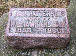 Ann Catherine <i>Patterson</i> Chesley