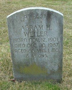 Abram H. Weiler