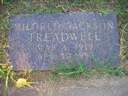 Mildred Ilene <i>Jackson</i> Treadwell