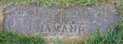 George William Hamann, Jr