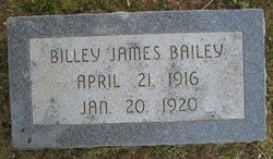 Billy James Bailey