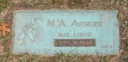 MA Avinger