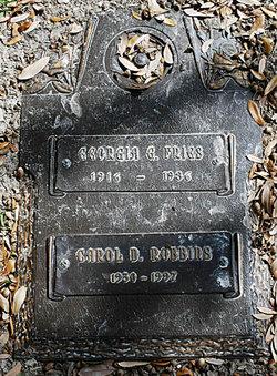 Carol Dean <i>Lucas</i> Robbins