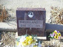Porfirio Arrieta