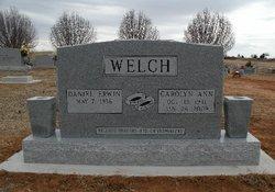 Carolyn Ann <i>Heckler</i> Welch