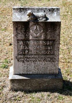 A. W. Brinson