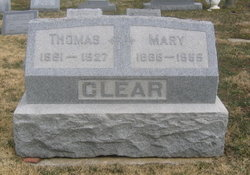 Mary Clear