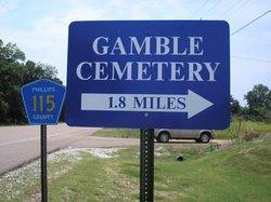 Gamble Cemetery