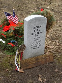 Corp Brock L. Bucklin