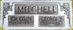 Ida Kelsey <i>Littlejohn</i> Corn Mitchell