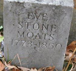 Eve <i>Stone</i> Moats