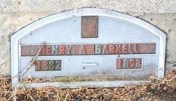 Henry Abbott Barkell