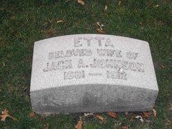 Etta <i>Terry</i> Duryea Johnson