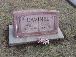 Minerva Montana Minnie <i>Walthall</i> Cavinee