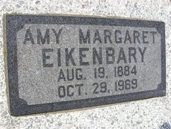 Amy Margaret <i>Eldridge</i> Eikenbary