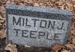 Milton John Teeple