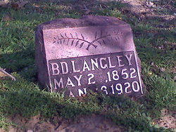 Benedict Bd Langley