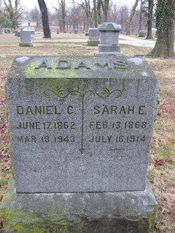 Sarah Ellen <i>Gott</i> Adams