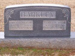Verna <i>McBryde</i> Barkley