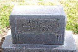 Minnie B Blackburn