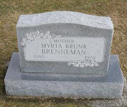 Myrta Catherine <i>Berry</i> Brenneman