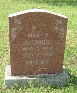 Mary Francis Aldridge