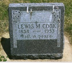 Lewis Mark Cook