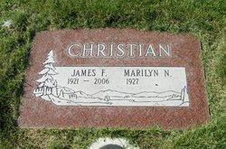 Marilyn Nada <i>Sparks</i> Christian