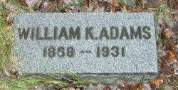 William Kerfoot Adams