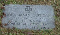 James John Hartigan