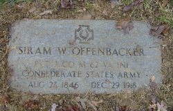 Siram W. Offenbacker