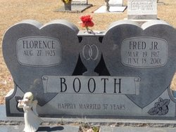Fred Booth, Jr