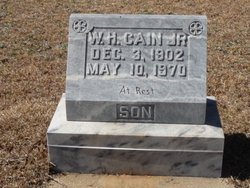 William Henry Cain, Jr