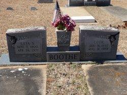Etta <i>Smith</i> Boothe