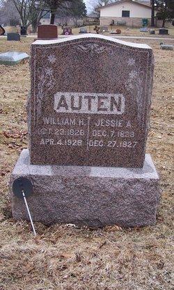 Sgt William H Auten