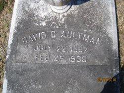 David Crockett Aultman