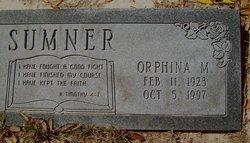 Orphina Matilda <i>Mingori</i> Sumner