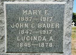 John C Bauer
