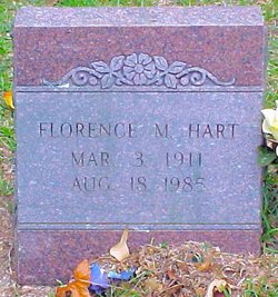 Mary Florence Hart
