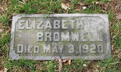 Elizabeth <i>Summers</i> Bromwell