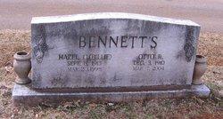 Hazel Billie <i>Colburn</i> Bennett