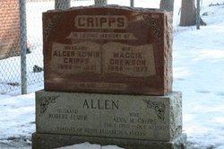 Alva Margaret <i>Cripps</i> Allen