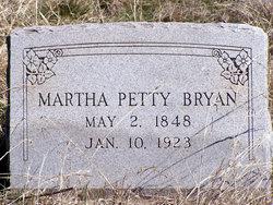 Martha Petty Bryan